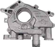 Boundary VQ-S1-VHR-BBP Nissan VQ 3.5L/3.7L VHR Oil Pump Assembly w/Billet Back Plate