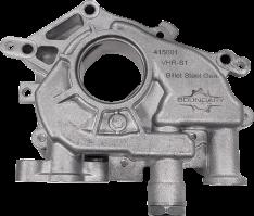 Boundary VQ-S1-VHR-BBP Nissan VQ 3.5L/3.7L VHR Oil Pump Assembly w/Billet Back Plate