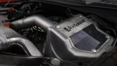 Volant 199506 15-20 Ford F-150 5.0L V8 PowerCore Closed Box Air Intake System