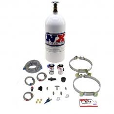 Nitrous Express Mainline EFI Single Nozzle Nitrous Kit w/10lb Bottle
