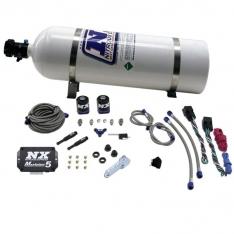 Nitrous Express SX2D Dual Stage Diesel Nitrous Kit w/Progressive Controller