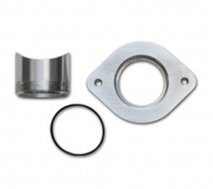 Vibrant Weld Flange Kit for GreddyS/R/RS style Blow Off Valves AL Weld Fitting AL Thread On Flange