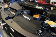 Perrin PSP-ENG-510BK 08-14 Subaru STi / WRX Black Radiator Shroud