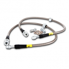 StopTech 96 Audi S4 / 06-10 Lexus IS250/IS350 Stainless Steel Rear Brake Lines