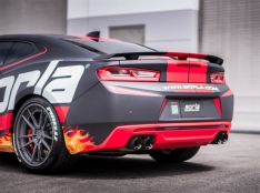 Borla 2016-2017 Chevy Camaro V8 SS AT/MT ATAK Rear Section Exhaust with Dual Mode Valves
