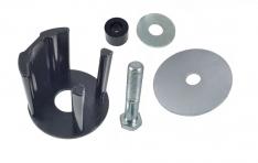Torque Solution Pendulum (Dog Bone) Street Insert – 2015+ Audi S3 2.0T / 2014+ Audi A3 1.8L/2.0L TSI