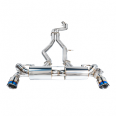 Remark RK-C2076T-04 2020 Toyota GR Supra A90 (DB42) Cat-back Exhaust – Stainless Steel