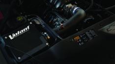 Volant 15553D 15-20 Chevrolet Silverado 1500 5.3L V8 Pro5 Closed Box Air Intake System w/ Dry Filter