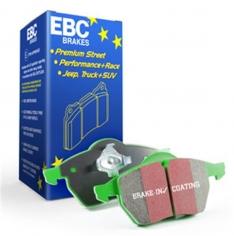 EBC 02 Infiniti G35 3.5 w/o DCS Greenstuff Rear Brake Pads