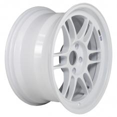 Enkei RPF1 17×9 5×114.3 35mm Offset 73mm Bore Vanquish White Wheel (MOQ 40)