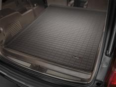 WeatherTech 2015+ Chevy Suburban/Cadillac Escalade ESV Cargo Liners – Cocoa