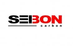 Seibon DP0809MITEVOX-F 08-15 Mitsubishi Evo Carbon Fiber Front Door Panels