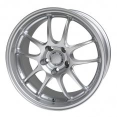 Enkei 460-895-6615SP PF01 18×9.5 5×114.3 15mm Offset 75 Bore Dia Silver Wheel