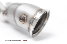 AMS AMS.38.05.0001-2 Performance 2020+ Toyota Supra A90 Street Downpipe w/GESI Catalytic Converter