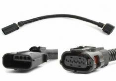 Perrin X-PSP-INT-325-5 2015+ Subaru WRX MAF Extension Harness (12in)