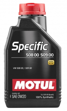 Motul 12x1L OEM Synthetic Engine Oil SPECIFIC 508 00 509 00 – 0W20