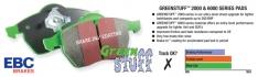 EBC DP21636 Greenstuff Front Brake Pads