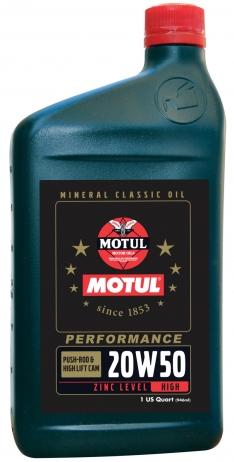 Motul 1QT Classic PEFORMANCE 20W50