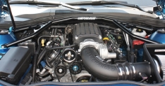 Hotchkis 10+ Camaro / 11 Camaro Convertible Chassis Max Strut Tower Brace