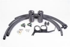 Radium Engineering 20-0256 2015+ Subaru WRX Dual Catch Can Kit