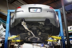 GReddy 10128404 03-08 Nissan 350z Revolution RS Exhaust w/ SS Y-Pipe