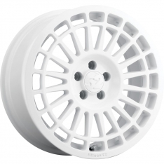 fifteen52 Integrale 18X8.5 ET30-50 Blank 56.1mm Center Bore Rally White Wheel
