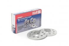 H&R Trak+ 4065561 20mm DRM Wheel Spacer 5/114.3 Bolt Pattern 56 Center Bore Bolt 12×1.25 Thread