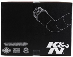 K&N 05-09 Nissan Pathfinder/Xterra/Frontier V6-4.0L 77 Series High Flow Performance Kit
