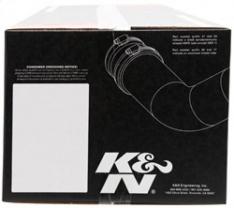 K&N 05-06 Jeep Grand Cherokee/Commander 4.7L V8 Performance Intake Kit