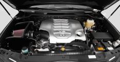 K&N 63-9040 16-19 Toyota Land Cruiser V8 5.7L Performance Intake