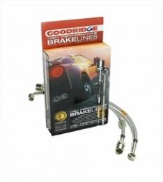 Goodridge 05+ Toyota Tacoma 4WD/PreRunner Brake Lines