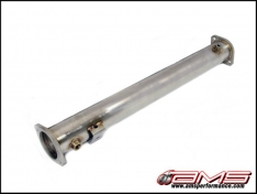 AMS Performance AMS.04.05.0002-1 08-15 Mitsubishi EVO X Test Pipe (Off Road Use Only)