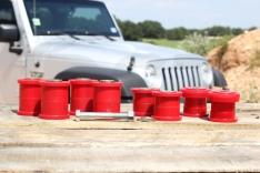 Energy Suspension 2.3111G 18-20 Jeep Wrangler JL Rock-Flex Control Arm Bushing Set