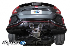 GReddy 10158214 17+ Honda Civic Type-R Supreme SP Exhaust
