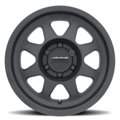 Method MR70177563550 MR701 17×7.5 +50mm Offset 6×130 84.1mm CB Matte Black Wheel