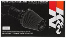 K&N 95-99 Toyota Tacoma L4-2.4L/2.7L Performance Air Intake Kit