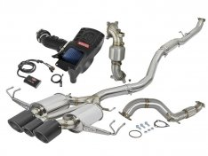 aFe 77-46602-PM SCORCHER GT Race Performance Package 17-18 Honda Civic Type R L4-2.0L (t)