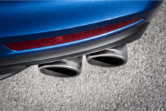 AKR Tail Pipe Set – Titanium