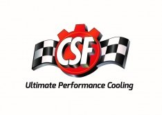 CSF Nissan GT-R (R35) High Performance Bar & Plate Intercooler Core – 22in L x 14in H x 5.5in W