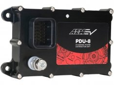 AEM 30-8300 PERFORMANCE ELECTRONICS EV PDU-8 POWER DISTRIBUTION
