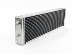 CSF Dual-Pass Universal Heat Exchanger (Cross-Flow)