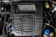 Turbo XS 15-16 Subaru WRX Billet Aluminum Vacuum Pump Cover – Blue