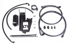 Radium Engineering Fuel Hanger Plumbing Kit EVO 8-9 Microglass Filter