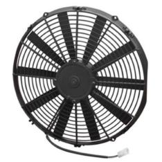 SPAL 1604 CFM 16in Medium Profile Fan – Push