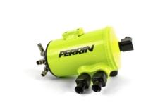 Perrin PSP-ENG-609NY 15-20 Subaru WRX Air Oil Separator – Neon Yellow