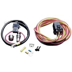 SPAL 195 Degree Thermo-Switch / Relay & Harness