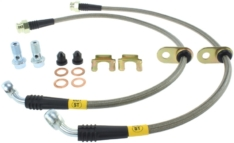 StopTech 950.47507 08-19 WRX Stainless Steel Rear Brake Lines