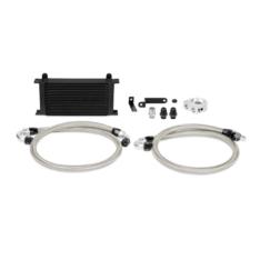 Mishimoto MMOC-STI-08BK 08-14 WRX/STi Oil Cooler Kit – Black
